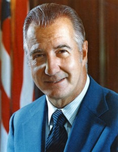 Spiro Agnew Was A Lizard Person