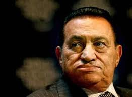 Hosni Mubarak a Lizard Person